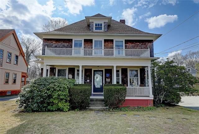 64 Greenwood Avenue, East Providence, RI 02916 (MLS #1248945) :: The Martone Group