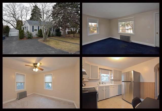 90 Mayfield Avenue, Cranston, RI 02920 (MLS #1248953) :: The Martone Group