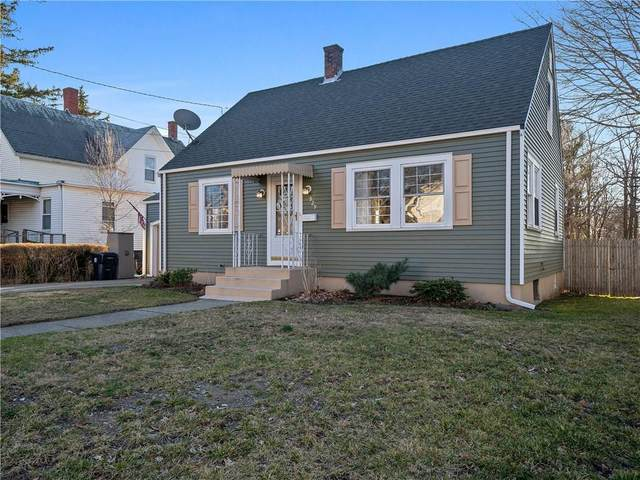 929 Main Street, Warren, RI 02885 (MLS #1248967) :: The Seyboth Team