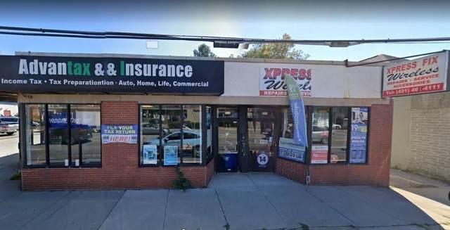 508 Reservoir Avenue, Cranston, RI 02910 (MLS #1249054) :: The Seyboth Team