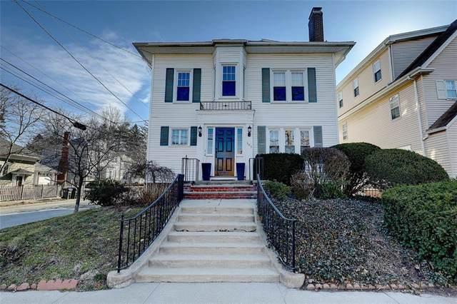 303 Cole Avenue #1, East Side of Providence, RI 02906 (MLS #1249102) :: Onshore Realtors