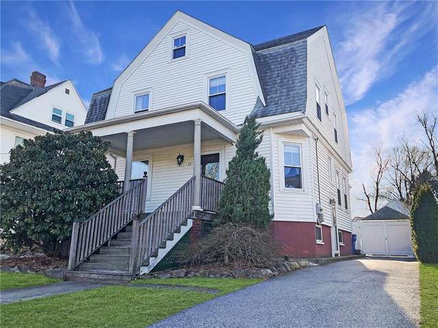 15 Marcy Street, Cranston, RI 02905 (MLS #1249150) :: The Mercurio Group Real Estate