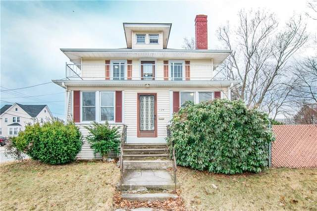 124 Auburn Street, Cranston, RI 02910 (MLS #1249182) :: The Mercurio Group Real Estate