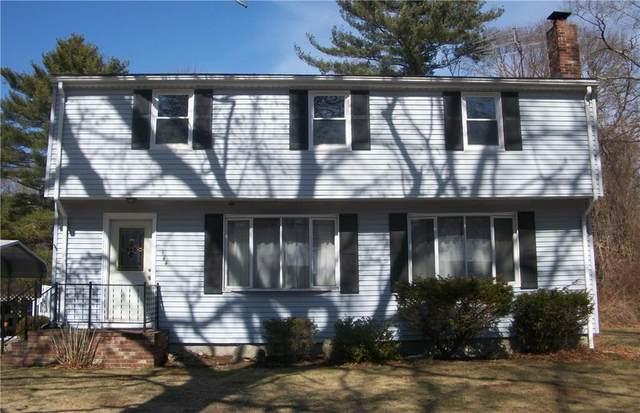 144 Wilmarth Street, Attleboro, MA 02703 (MLS #1249214) :: The Mercurio Group Real Estate