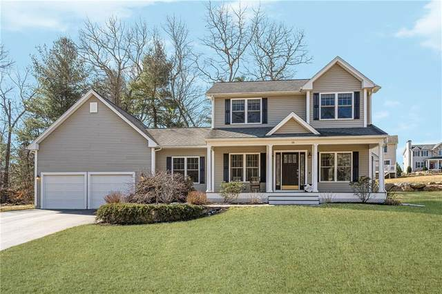 36 Scenic Way, Exeter, RI 02822 (MLS #1249384) :: The Martone Group