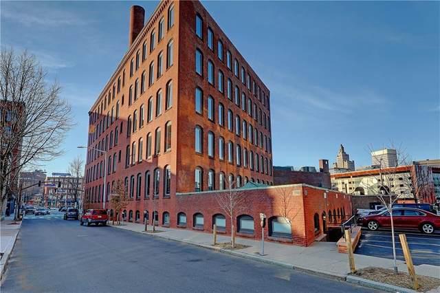 116 Chestnut Street M, Providence, RI 02903 (MLS #1249434) :: Onshore Realtors