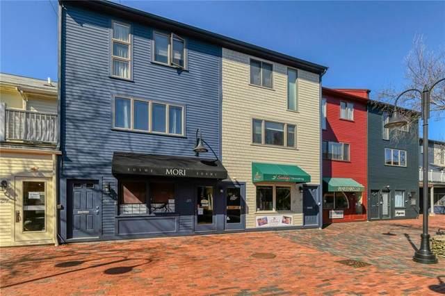 214 Goddard Row #214, Newport, RI 02840 (MLS #1249456) :: Edge Realty RI