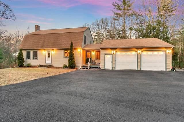 209 Smith Road, Burrillville, RI 02830 (MLS #1249496) :: The Mercurio Group Real Estate