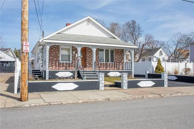 22 Whittier Road Road, Pawtucket, RI 02861 (MLS #1249658) :: The Martone Group