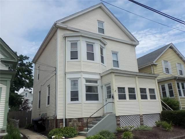 16 Narragansett Avenue, Newport, RI 02840 (MLS #1249667) :: The Seyboth Team