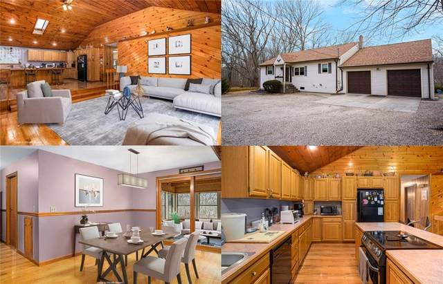 3395 Tower Hill Road, South Kingstown, RI 02879 (MLS #1249757) :: The Martone Group