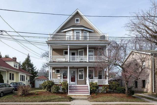 55 Windsor Street #3, Cranston, RI 02905 (MLS #1249778) :: The Seyboth Team