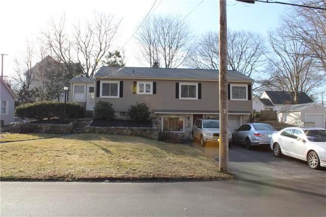 110 Parkside Avenue, Pawtucket, RI 02861 (MLS #1249819) :: The Martone Group