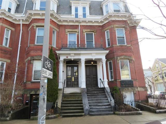 424 Broadway Street #2, Providence, RI 02909 (MLS #1249848) :: Edge Realty RI