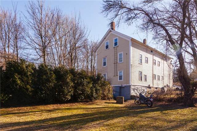 160 Old Shannock Road, Charlestown, RI 02813 (MLS #1249857) :: HomeSmart Professionals