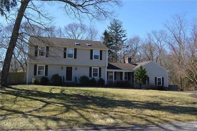 61 Candlewood Drive, North Kingstown, RI 02852 (MLS #1249883) :: HomeSmart Professionals