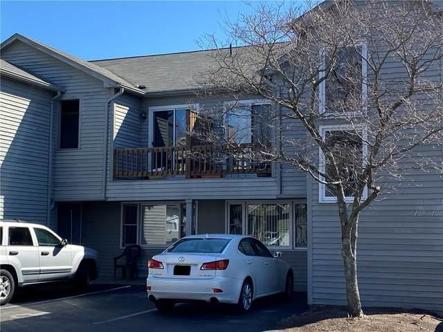 10 East Street #105, Cranston, RI 02920 (MLS #1250014) :: The Martone Group
