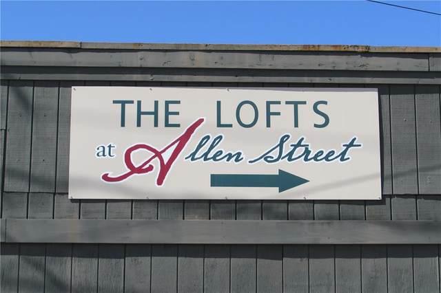 180 Allen Street #203, Woonsocket, RI 02895 (MLS #1250063) :: The Seyboth Team