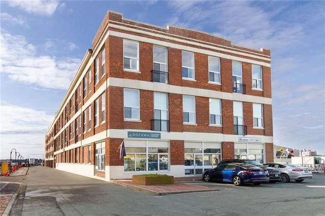 1 Commercial 63B, Newport, RI 02840 (MLS #1250074) :: The Mercurio Group Real Estate