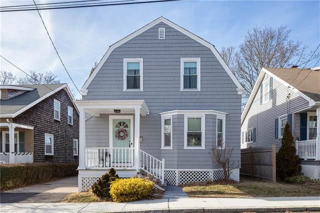 4 Apthorp Avenue, Newport, RI 02840 (MLS #1250081) :: Edge Realty RI