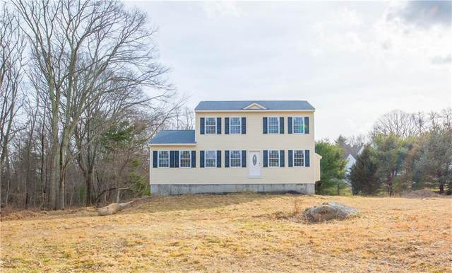 522 Fish Hill Road, West Greenwich, RI 02817 (MLS #1250089) :: Westcott Properties