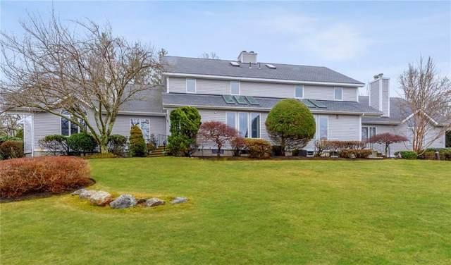 47 Oceanwoods Drive #47, North Kingstown, RI 02852 (MLS #1250111) :: The Mercurio Group Real Estate