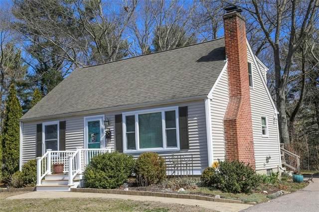76 Rosemary Drive, North Kingstown, RI 02852 (MLS #1250139) :: Spectrum Real Estate Consultants