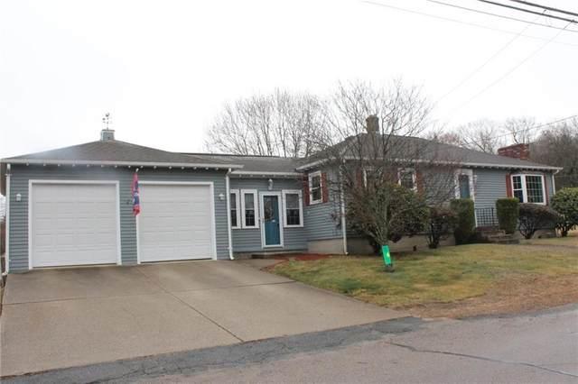6 Maple Avenue, North Smithfield, RI 02824 (MLS #1250221) :: The Martone Group