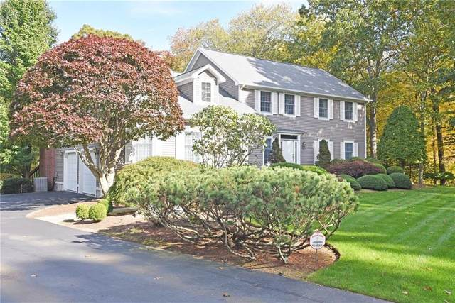 35 Hill Drive, East Greenwich, RI 02818 (MLS #1250239) :: Anytime Realty