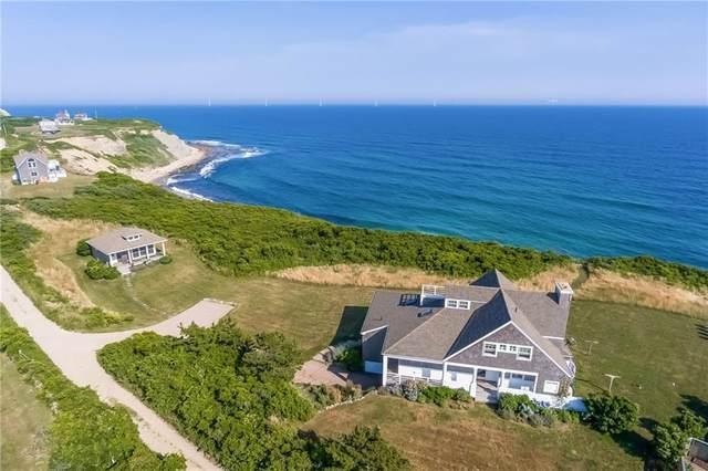 1357 Snake Hole Road, Block Island, RI 02807 (MLS #1250265) :: Spectrum Real Estate Consultants