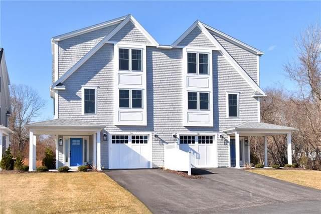 100 Algonquin Road #29, Narragansett, RI 02882 (MLS #1250308) :: HomeSmart Professionals
