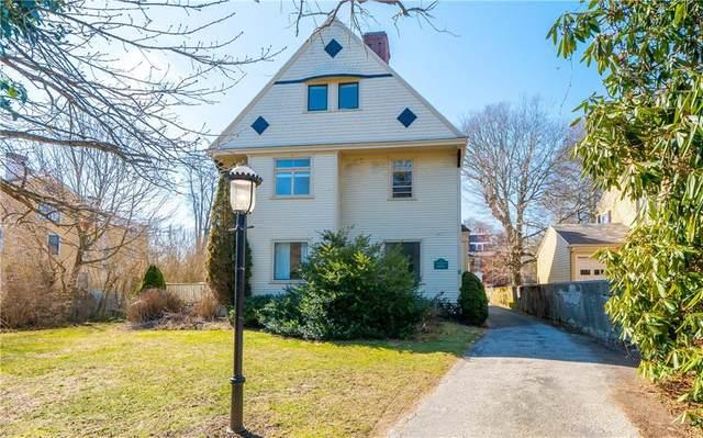3 Red Cross Avenue #1, Newport, RI 02840 (MLS #1250350) :: HomeSmart Professionals