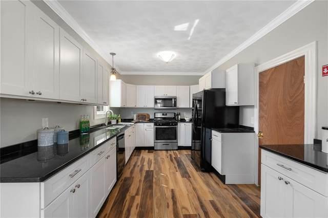 196 Shaw Avenue, Cranston, RI 02905 (MLS #1250360) :: The Mercurio Group Real Estate