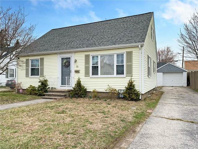 116 Stearns Street, Pawtucket, RI 02861 (MLS #1250428) :: The Martone Group