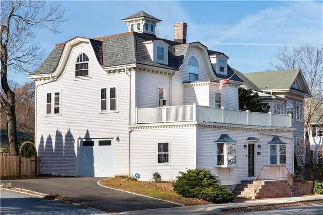 77 Ayrault Street, Newport, RI 02840 (MLS #1250514) :: HomeSmart Professionals