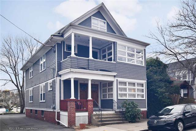 23 Sargent Avenue, East Side of Providence, RI 02906 (MLS #1250538) :: The Seyboth Team