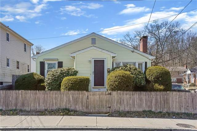 108 Ortoleva Drive, Providence, RI 02909 (MLS #1250550) :: The Mercurio Group Real Estate