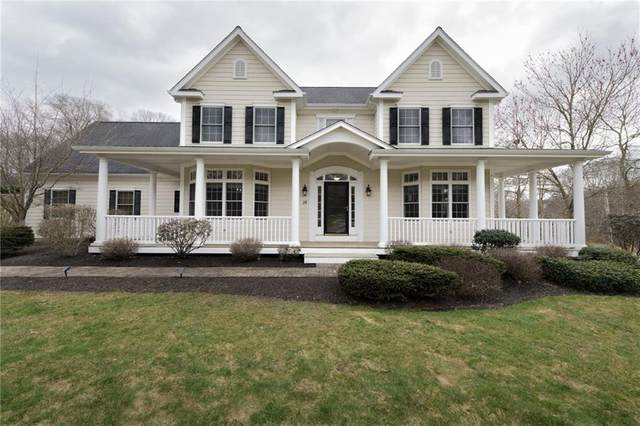 14 Canyon Drive, Westerly, RI 02891 (MLS #1250558) :: The Martone Group