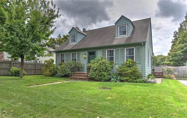 68 Parkway Avenue, Cranston, RI 02905 (MLS #1250573) :: The Mercurio Group Real Estate