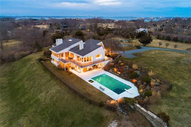 60 Beacon Hill Road, Newport, RI 02840 (MLS #1250605) :: Edge Realty RI