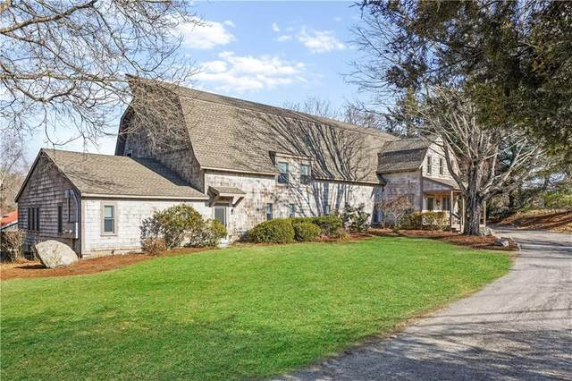 140 Bay State Road, Rehoboth, MA 02769 (MLS #1250629) :: The Seyboth Team