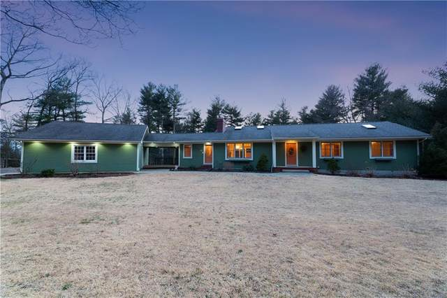 789 Laten Knight Road, Cranston, RI 02921 (MLS #1250630) :: The Mercurio Group Real Estate