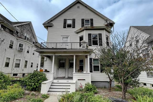 108 Hillside Avenue #2, Pawtucket, RI 02860 (MLS #1250647) :: Edge Realty RI