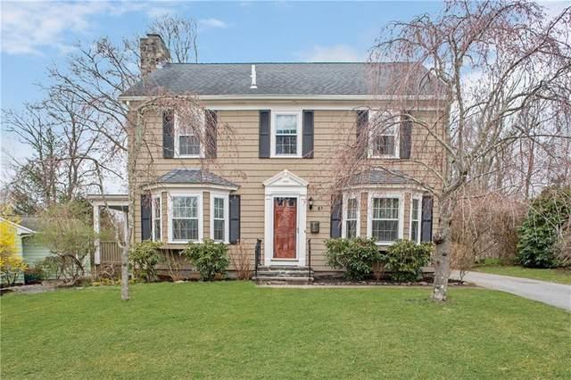 67 Eldredge Avenue, East Greenwich, RI 02818 (MLS #1250682) :: Spectrum Real Estate Consultants