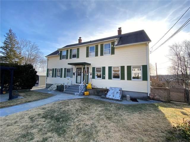 43 Mount Pleasant View Avenue, Cumberland, RI 02864 (MLS #1250683) :: Spectrum Real Estate Consultants