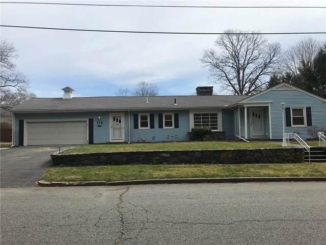 170 Alexander Mcgregor Road, Pawtucket, RI 02860 (MLS #1250697) :: The Seyboth Team