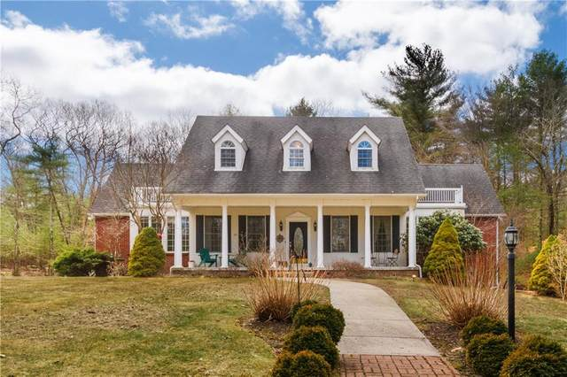 380 Old Plainfield Pike, Scituate, RI 02825 (MLS #1250698) :: Spectrum Real Estate Consultants