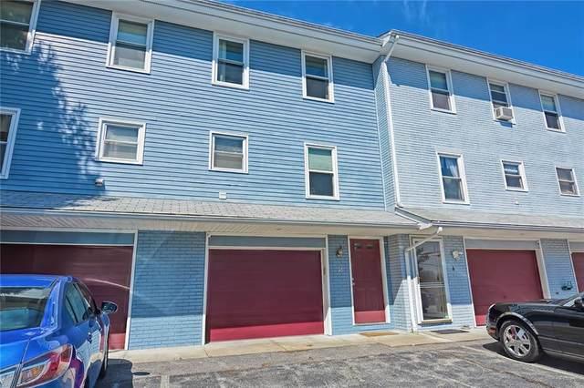 4 Smithfield Road #5, North Providence, RI 02904 (MLS #1250701) :: Bolano Home