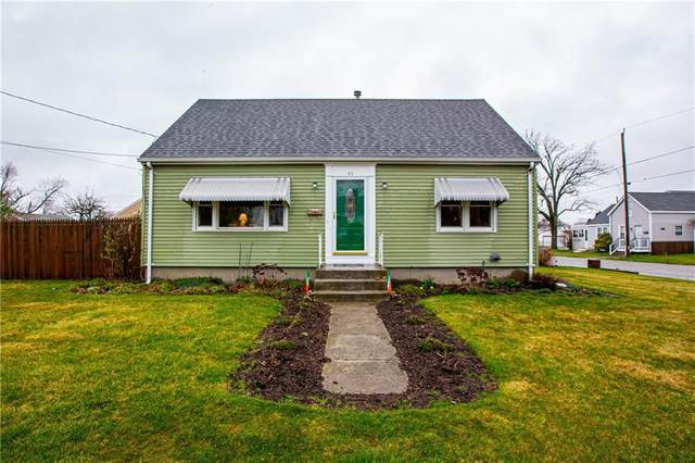 45 Woodland Avenue, East Providence, RI 02914 (MLS #1250745) :: Anchor Real Estate Group