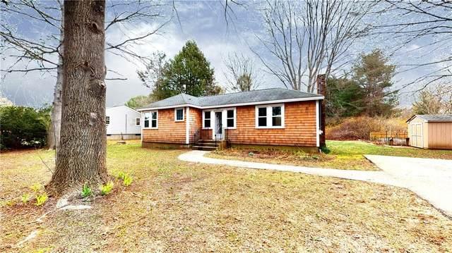 91 Frank Avenue, South Kingstown, RI 02892 (MLS #1250763) :: Edge Realty RI